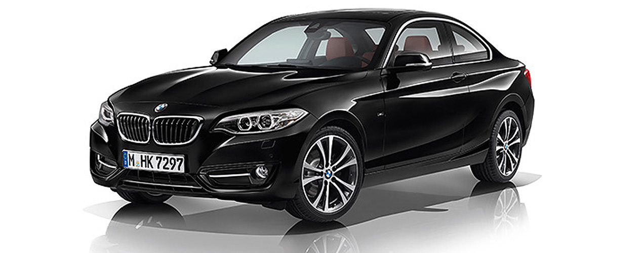 serie 2 sport BMW