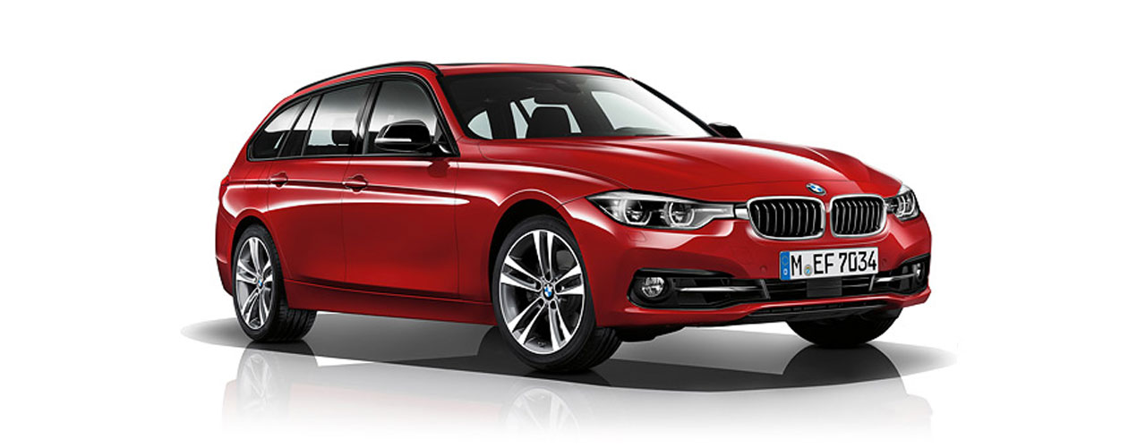 serie 3 touring sport BMW